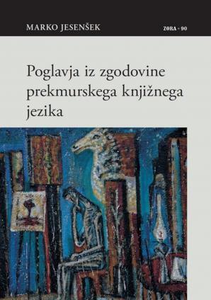 Naslovnica za Poglavja iz zgodovine prekmurskega knjižnega jezika