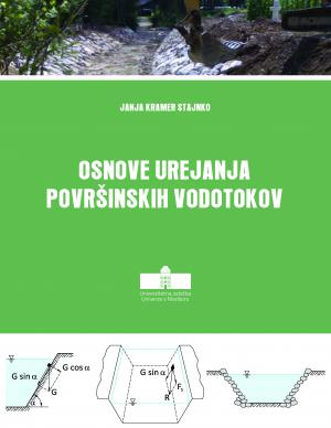 Naslovnica za Osnove urejanja površinskih vodotokov