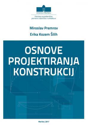 Naslovnica za Osnove projektiranja konstrukcij