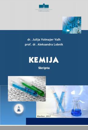Naslovnica za Kemija: skripta