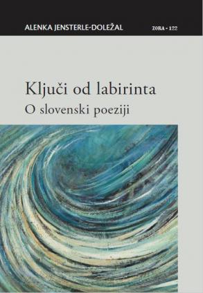 Naslovnica za Ključi od labirinta: o slovenski poeziji