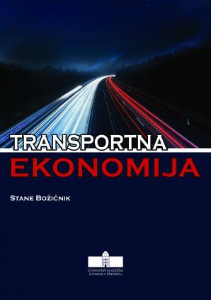 Naslovnica za Transportna ekonomija