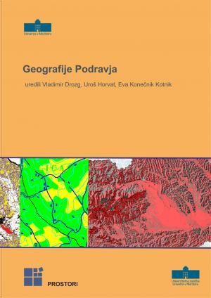 Naslovnica za Geografije Podravja