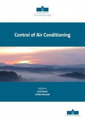 Naslovnica za Vodenje sistemov klimatizacije
