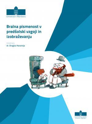 Naslovnica za Bralna pismenost v predšolski vzgoji in izobraževanju