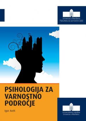 Naslovnica za Psihologija za varnostno področje