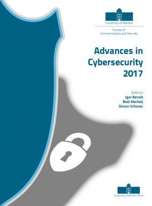 Naslovnica za Advances in Cybersecurity 2017