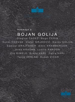 Naslovnica za Hommage à Bojan Golija