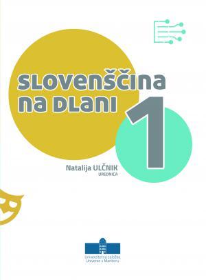 Naslovnica za Slovenščina na dlani 1
