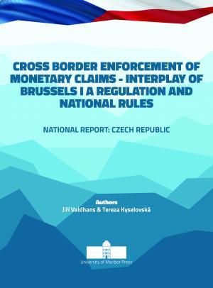 Naslovnica za  : National report: Czech Republic