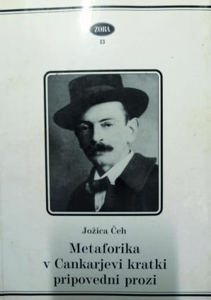 Naslovnica za Metaforika v Cankarjevi kratki pripovedni prozi