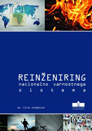 Naslovnica za Reinženiring nacionalno varnostnega sistema