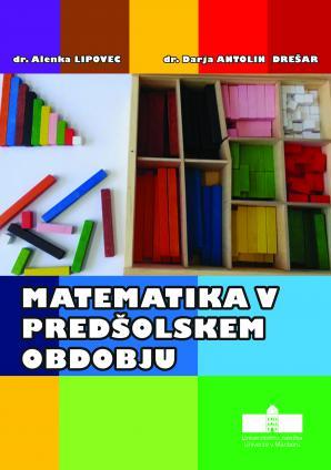 Naslovnica za Matematika v predšolskem obdobju