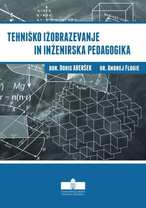 Naslovnica za Tehniško izobraževanje in inženirska pedagogika