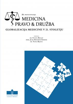 Naslovnica za Globalizacija medicine v 21. stoletju: konferenčni zbornik