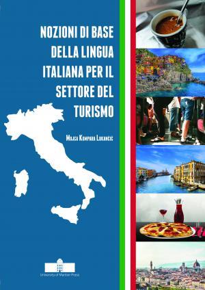 Naslovnica za Nozioni di base della lingua italiana per i lavoratori del turismo I