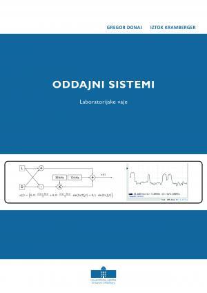 Naslovnica za Oddajni sistemi: laboratorijske vaje