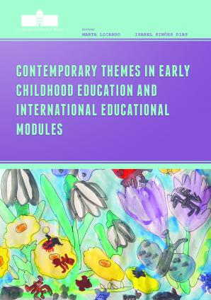 Naslovnica za Contemporary themes in early childhood education and international educational modules
