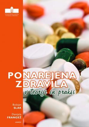 Naslovnica za Ponarejena zdravila v teoriji in praksi