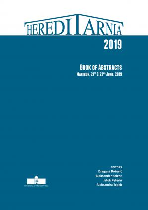 Naslovnica za Hereditarnia 2019: Book of Abstracts, Maribor, 21st & 22nd June, 2019