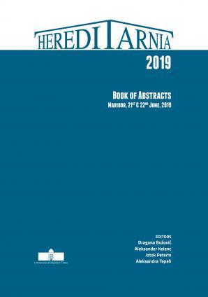 Naslovnica za Hereditarnia 2019: Book of Abstracts, Maribor, 21st & 22nd June, 2019