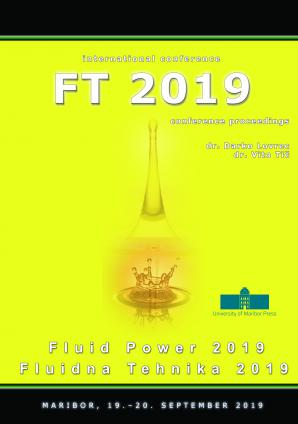 Naslovnica za Conference proceedings / International Conference Fluid Power 2019, Maribor, 19.-20. september 2019