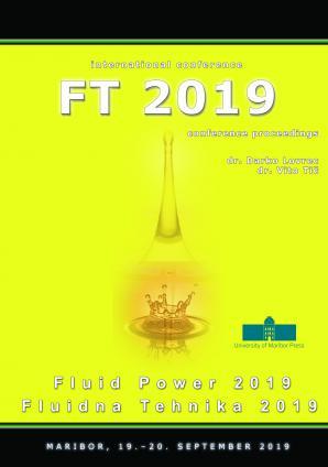 Naslovnica za Conference proceedings / International Conference Fluid Power 2019, Maribor, 19.-20. september 2019