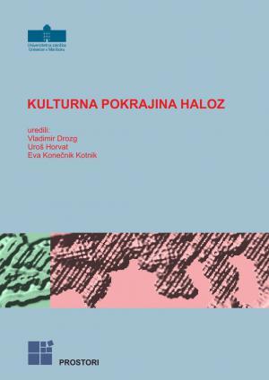 Naslovnica za Kulturna pokrajina Haloz