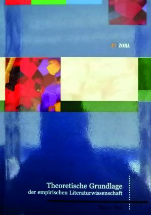 Naslovnica za Theoretische Grundlage der empirischen Literaturwissenschaft