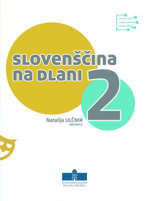 Naslovnica za Slovenščina na dlani 2