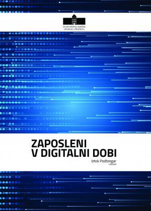 Naslovnica za Zaposleni v digitalni dobi