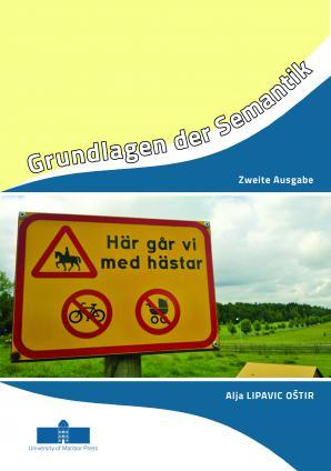 Naslovnica za Grundlagen der Semantik: Zweite Ausgabe