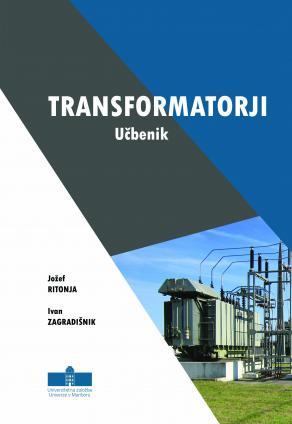 Naslovnica za Transformatorji: Učbenik