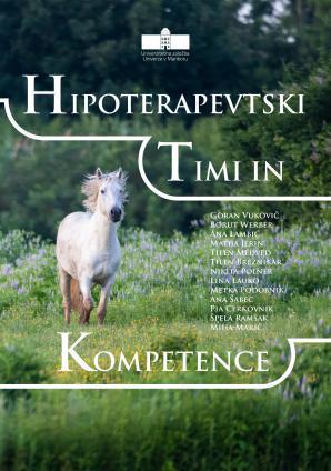 Naslovnica za Hipoterapevtski tim in kompetence