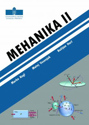 Naslovnica za Mehanika II