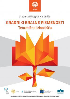 Naslovnica za Gradniki bralne pismenosti: Teoretična izhodišča