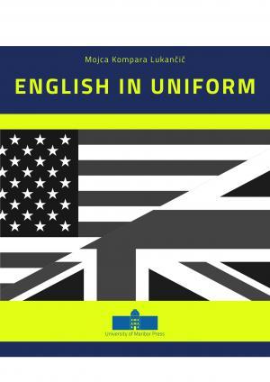 Naslovnica za English in Uniform