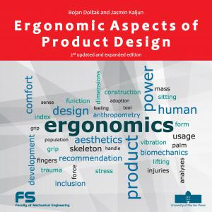 Naslovnica za Ergonomic Aspects of Product Design: 2nd Updated and Expanded Edition