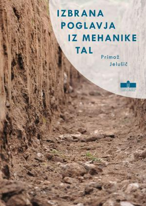 Naslovnica za Izbrana poglavja iz mehanike tal