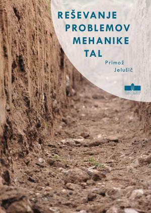 Naslovnica za Reševanje problemov mehanike tal