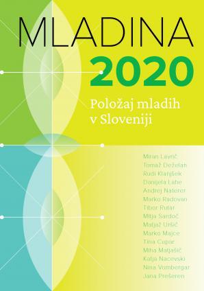 Naslovnica za Mladina 2020: položaj mladih v Sloveniji