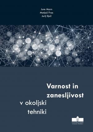 Naslovnica za Varnost in zanesljivost v okoljski tehniki