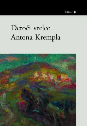 Naslovnica za Deroči vrelec Antona Krempla
