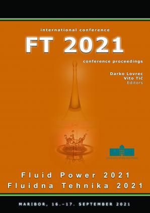 Naslovnica za International conference Fluid Power 2021: Conference Proceedings