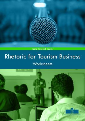 Naslovnica za Rhetoric for Tourism Business: Worksheets