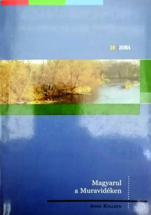 Naslovnica za Magyarul a Muravidéken