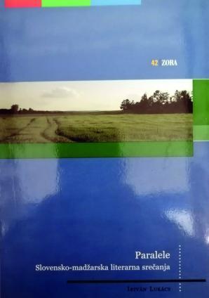 Naslovnica za Paralele: slovensko-madžarska literarna srečanja