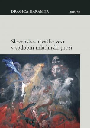 Naslovnica za Slovensko-hrvaške vezi v sodobni mladinski prozi