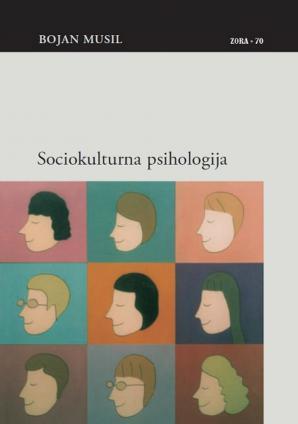 Naslovnica za Sociokulturna psihologija