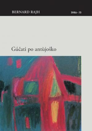 Naslovnica za Gúčati po antùjoško: gradivo za narečni slovar severozahodnoprleškega govora